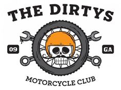 the dirtys #logo #motocycle