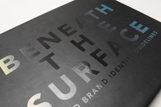 ilford rebranding book #brand #design #graphic