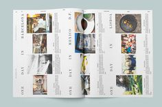 Story - Annual Report 2016 on Behance