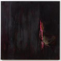 Marc Foxx - Artists - STEF DRIESEN - Untitled #abstract #driesen #stef #painting