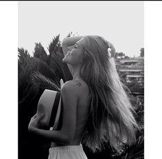 (2) Likes | Tumblr #fashion #girl #model #black and white