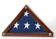 Classic Flag display case #flag #us #display #case