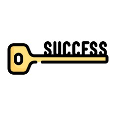 See more icon inspiration related to success, accomplish, achievement, miscellaneous, goal, open, security and key on Flaticon.