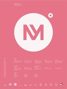 Universal Branding System Poster (Minervalerio)