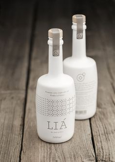 LIA Olive Oil #packaging #design #graphic #olive #oil