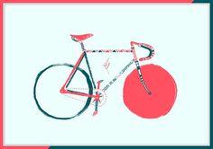 Bike #print #bike #cards