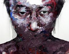 Painting by KwangHo Shin #painting #art