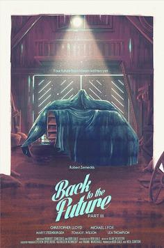 #CoolArt: 'Back To the Future' Trilogy by Nicolas Alejandro Barbera