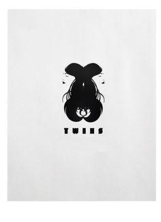 Twins Couture : TACN Studio #girl #print #design #faces #twins #logo