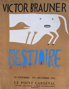 Victor Brauner #poster
