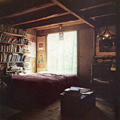 Woodstock Handmade Houses #interior #house