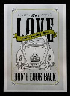 FPO: Henry and Company Vintage VW Poster #poster