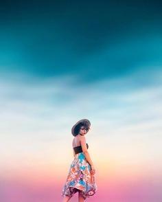 Vibrant Fashion and Beauty Photography by Khalid Ramirez