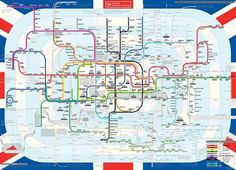 ZEROPERZERO #zeroperzero #underground #london #map #subway #railway