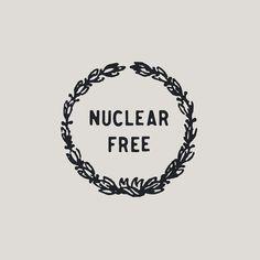 Sebastopol, California—nuclear free since 1986.