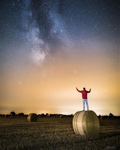 Dramatic Astrophotography and Night Sky Photography by Steffen Eisenacher