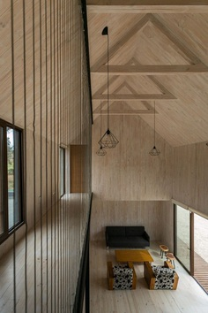 Shotgun House in Chile by Alejandro Soffia Arquitecto 6
