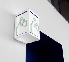 Wayfinding | Signage | Sign | Design | airport 皇后镇机场视觉VI设计