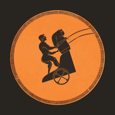 Extraterrestrialis #ancient greek #pottery #ET #et phone home #art