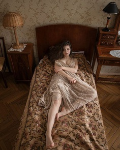 Astonishing Beauty and Artistic Portrait Photography by Tatiana Mertsalova