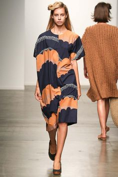 A Détacher Spring 2015 Ready-to-Wear - Collection - Gallery - Look 31 - Style.com #fashion
