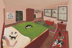 Sarah McEneaney, 'New Sleep', 2014, Tibor de Nagy