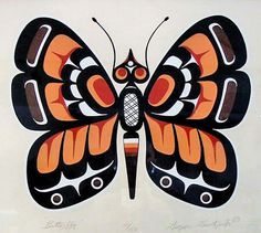 Hunt_George_Jr._Butterfly_550_Framed_txt_550.jpg (image) #illustration