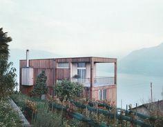 Daniele Claudio Taddei Architect: Casa Larga - Thisispaper Magazine #place #house