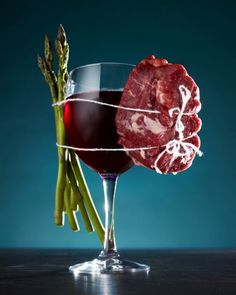Photography by Kyle Dreier #inspiration #wine #food #steak #photography