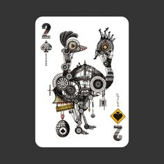 Spade 2 - Diego Mazzeo (ARG) - www.zeixs.com