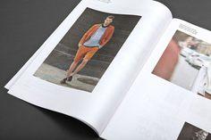 2014 lookbook for Swedish clothing brand Elvine designed by Lundgren+Lindqvist