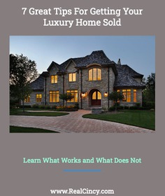 Seven Great Tips For Getting Your Luxury Home Sold