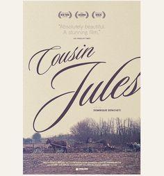 Exclusive poster première: Cousin Jules / The Dissolve