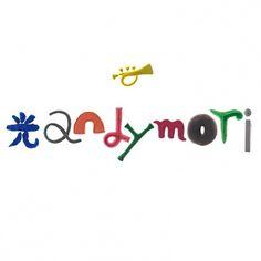 Andymori #hand #written #custom #typography