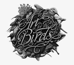 FFFFOUND! #is #the #birds #for #art