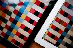 Nobody Needs a Tablet. So Why Are We Gobbling Them Up? | Gadget Lab | Wired.com #ipad #checkers #pattern