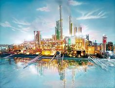 Landscape Photos by David Lachapelle 7 #photography #lachapelle #david #landscape