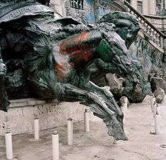 #pixacao #graffiti #horse #photo #streetart