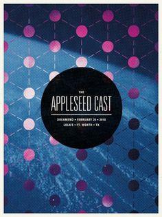 SCOTT CAMPBELL #design #cast #poster #appleseed