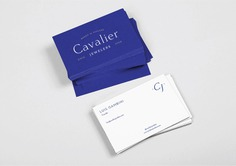 Cavalier Jewelers Branding - Mindsparkle Mag Cansu Merdamert is the owner of this beautiful project of branding and packaging for Cavalier Jewelers. #logo #packaging #identity #branding #design #color #photography #graphic #design #gallery #blog #project #mindsparkle #mag #beautiful #portfolio #designer