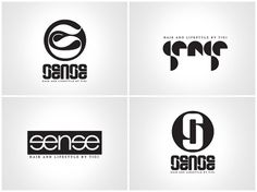 Logo Selection 04 | Extraverage Productions