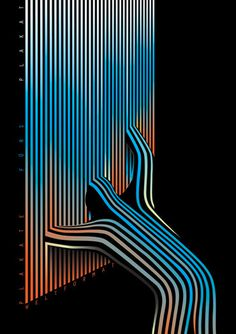 1 poster by fermin guerrero #design