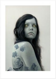 Oryx | Sam Weber #sam #painting #weber