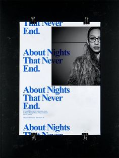 About Nights That Never End - Dirk Konig #poster