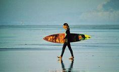 Jeff Divine – 1970′s Surfers - Thibault Mauras-Cartier #70s #photography #surf