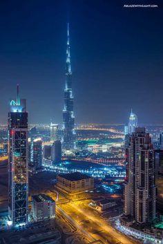 Dubai by Sebastian Opitz