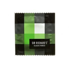 Sir Richard's Condom Company : Lovely Package® . Curating the very best packaging design. #packaging #design