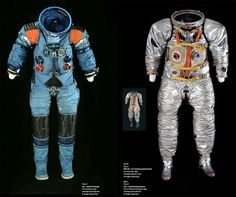 Smithsonian's Spacesuits: Number One On The Runway #nasa #ilc #space #industries #apollo #prototype #suits #1965
