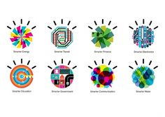 Office | Work | IBM / Designing a Smarter Planet #icon #illustration