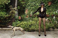 Dana and Stephane Maitec #fashion #photography #inspiration